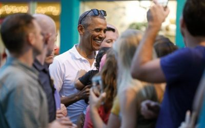 Obama Visit to Escape Room Surprises Breakout KC's Waikiki Location