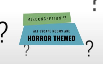 Misconception Monday | Scary Themes